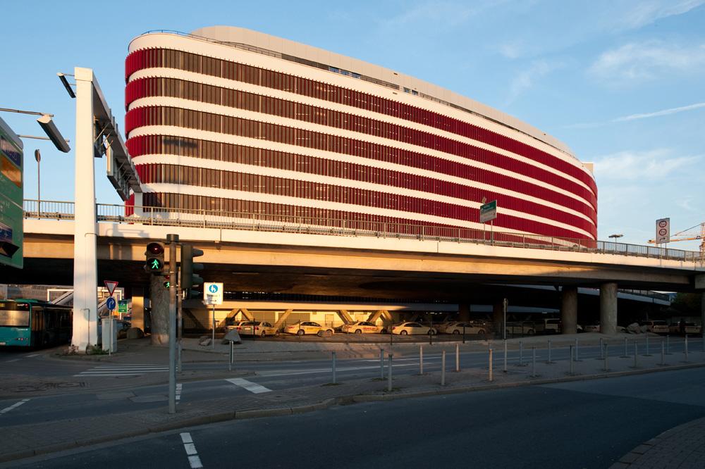 Fraport Parkhaus